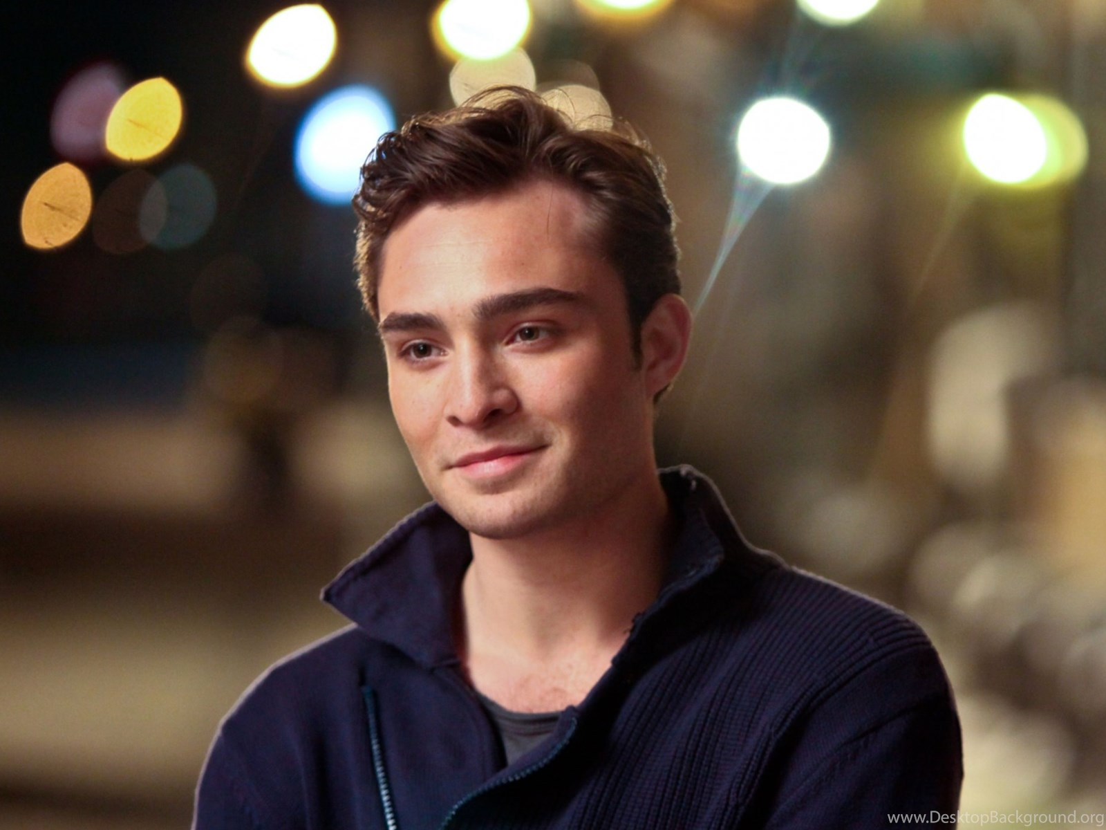 Ed Westwick Chuck Bass Wallpapers For Samsung I9500 Galaxy S4