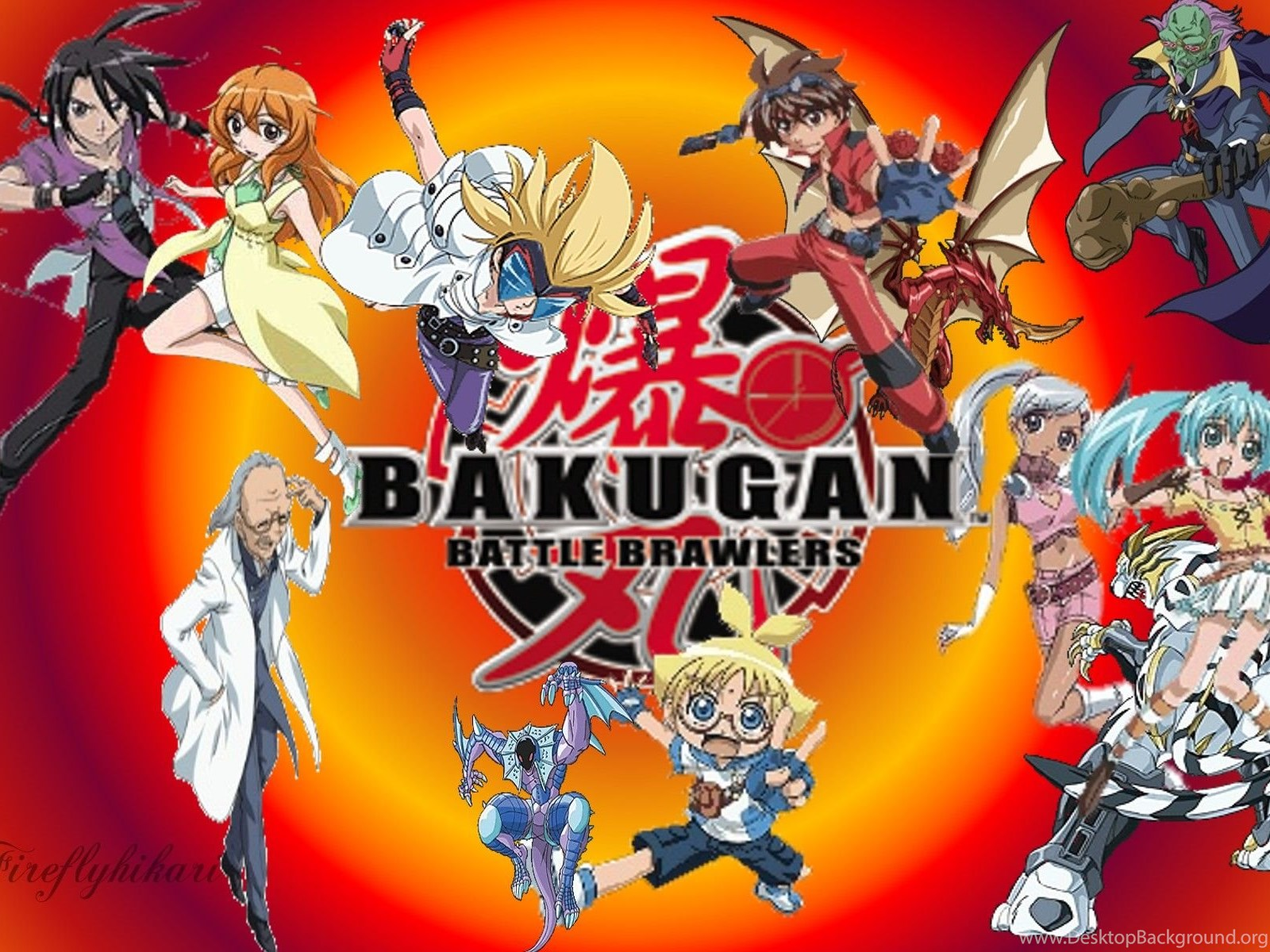 bakugan wallpapers gallery wallpaper and free download