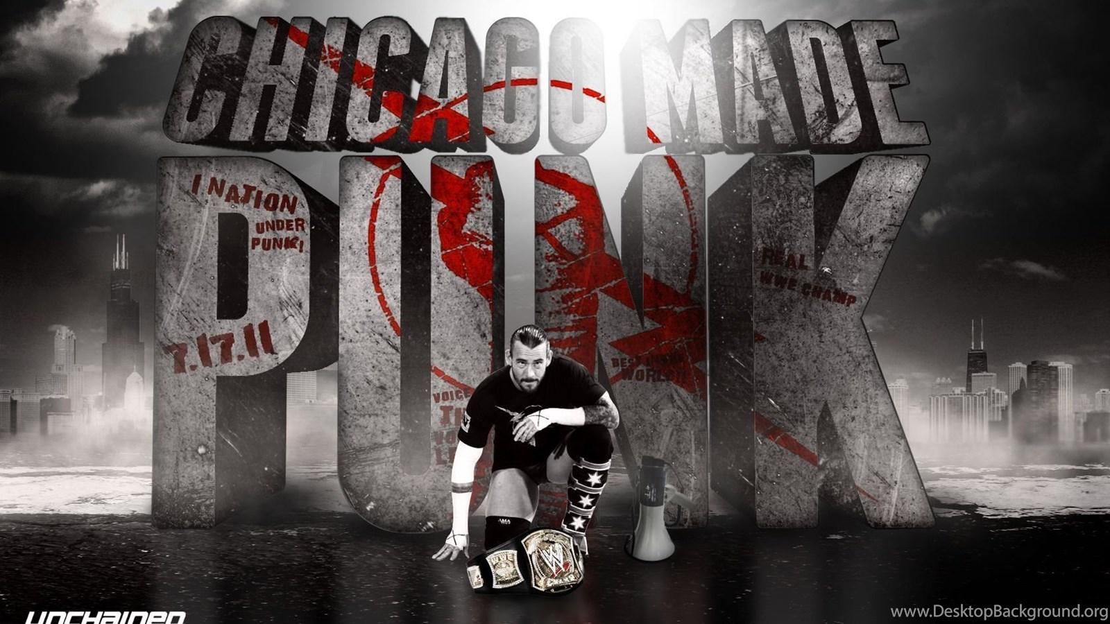Chicago Made Punk CM Wallpapers 28914590 Fanpop Desktop