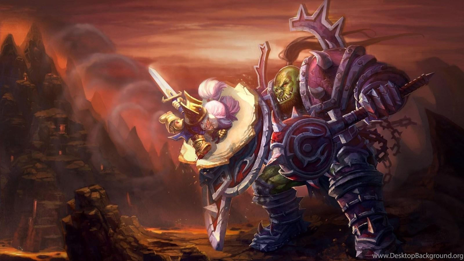 World Of Warcraft Paladin Wallpapers Full Hd Desktop Background