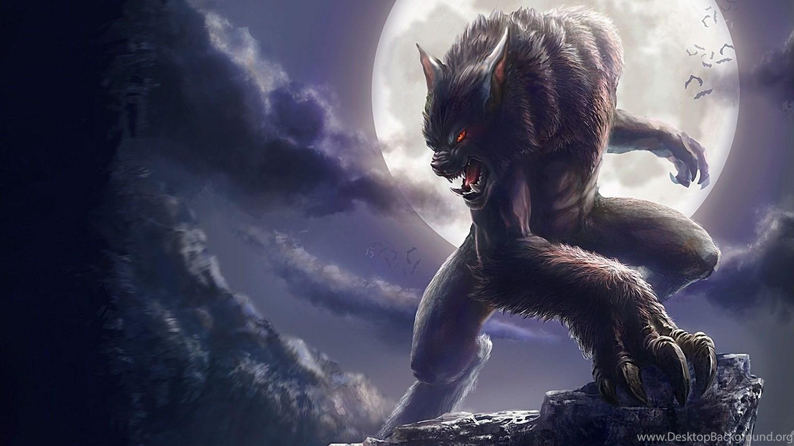 Underworld Werewolf Wallpapers Desktop Background