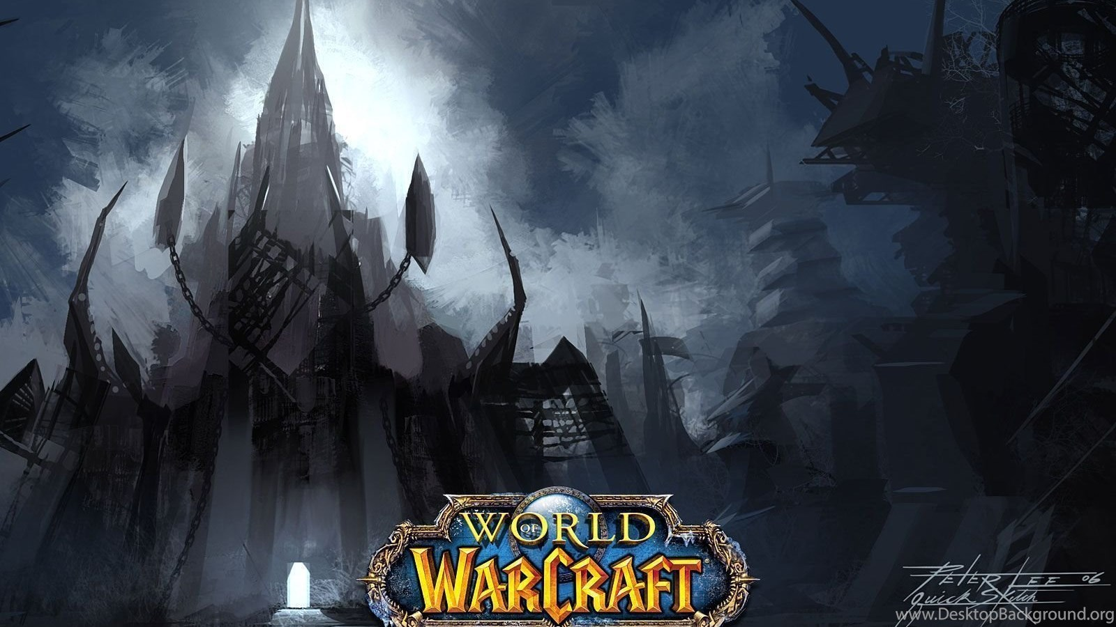Free World Of Warcraft Wallpapers Wrath Of The Lich King