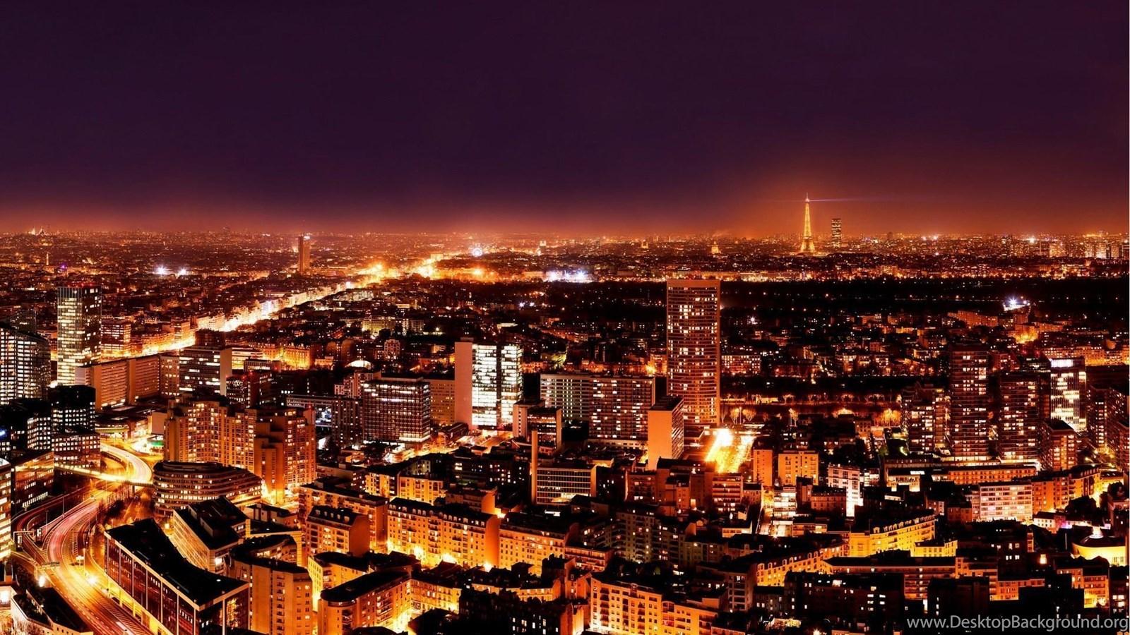 Hd Quality Beautiful Paris Night Wallpapers Hd 8 Siwallpapers 8531 Desktop Background