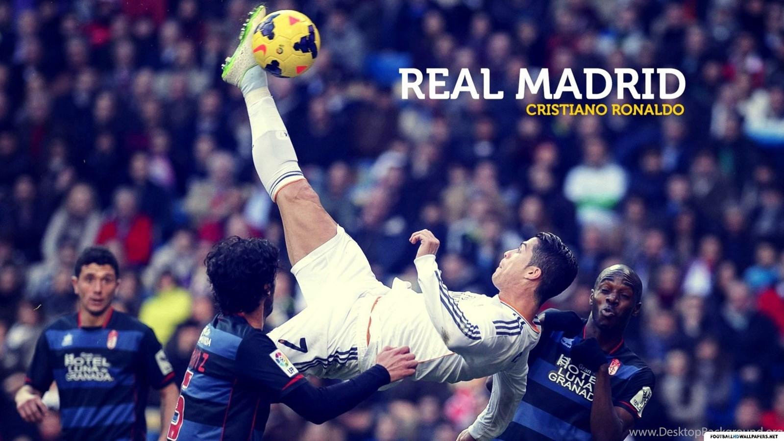 Ultimate Cristiano Ronaldo Real Madrid Hd Football Wallpapers Jpg Desktop Background