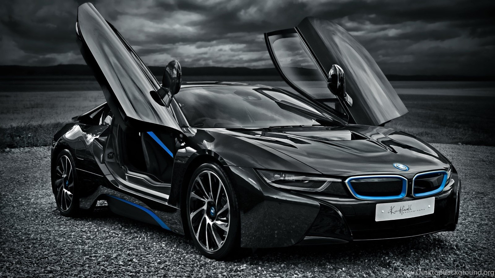 Future Electric Car Bmw I8 Wallpapers Hd Wallpapers Desktop