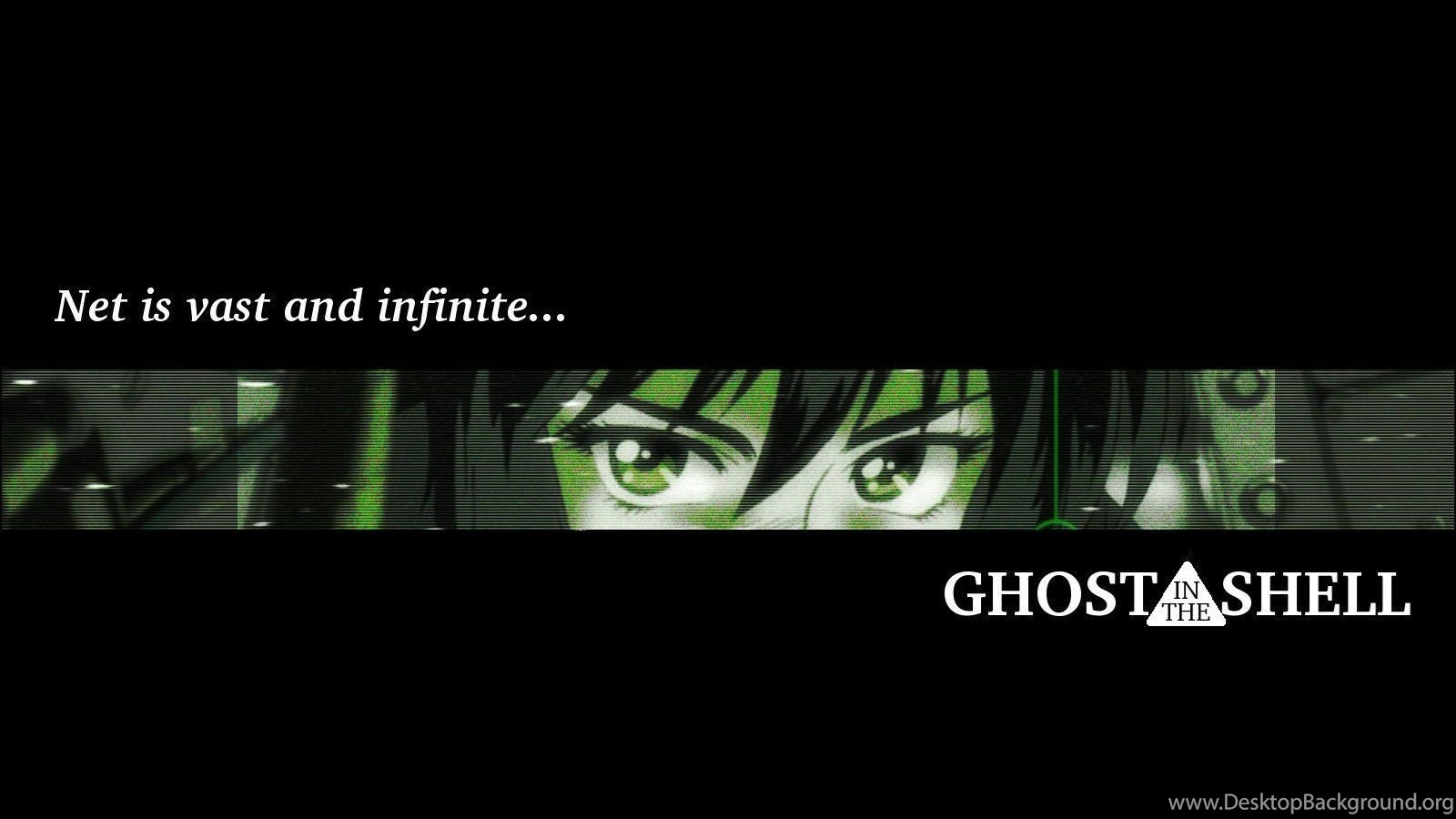 Ghost In The Shell Wallpapers By Gmouse On Deviantart Desktop