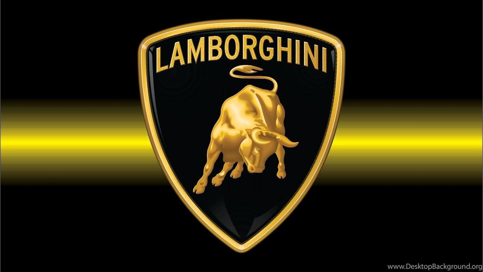 Lamborghini Logo Wallpapers 3d Image Desktop Background