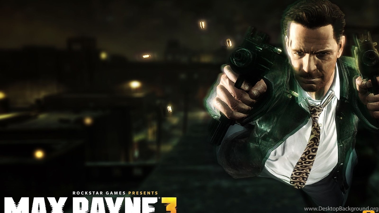 Max Payne 3 Wallpapers Hd Desktop Background