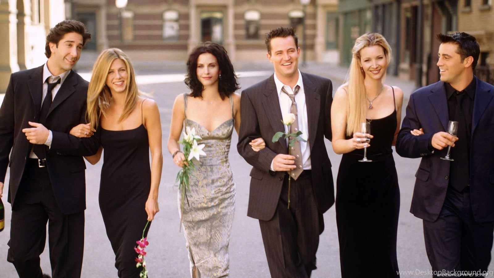 friends tv show wallpapers desktop background