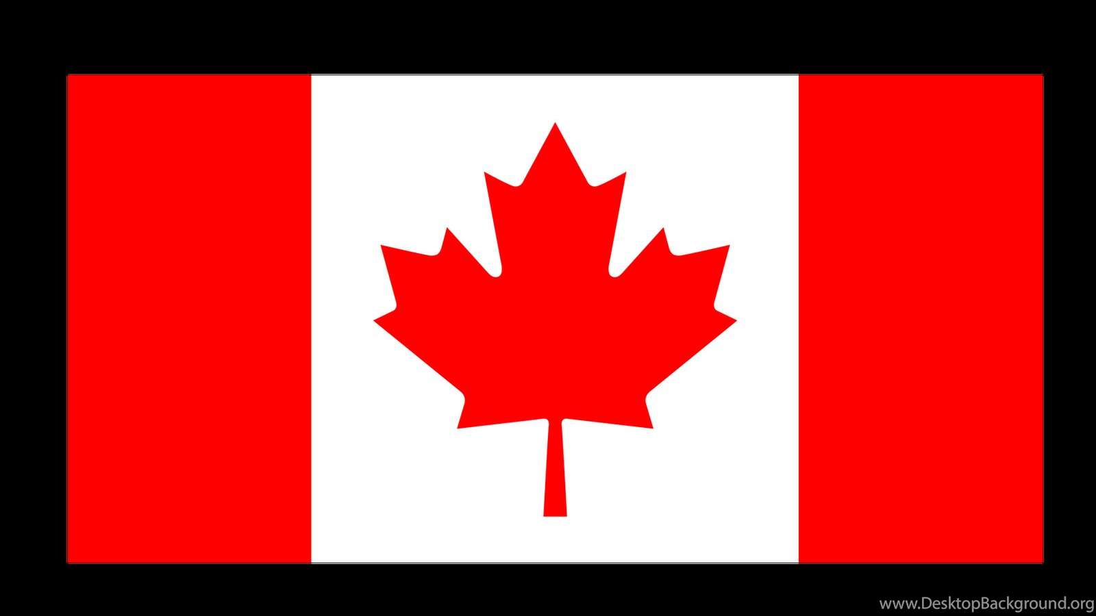 World Flags Canada Flag Hd Wallpapers Desktop Background