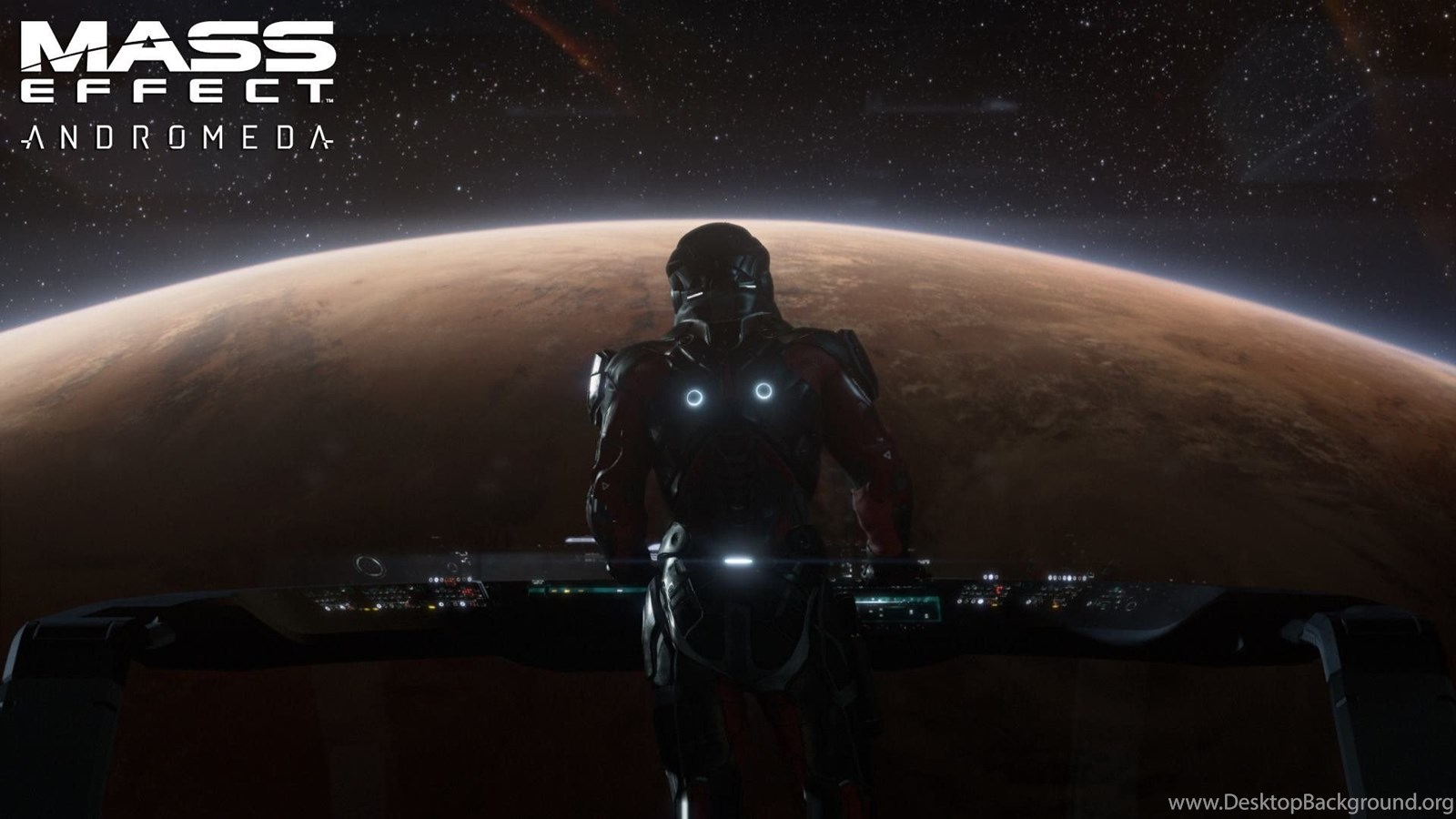 14 Mass Effect Andromeda Hd Wallpapers Desktop Background