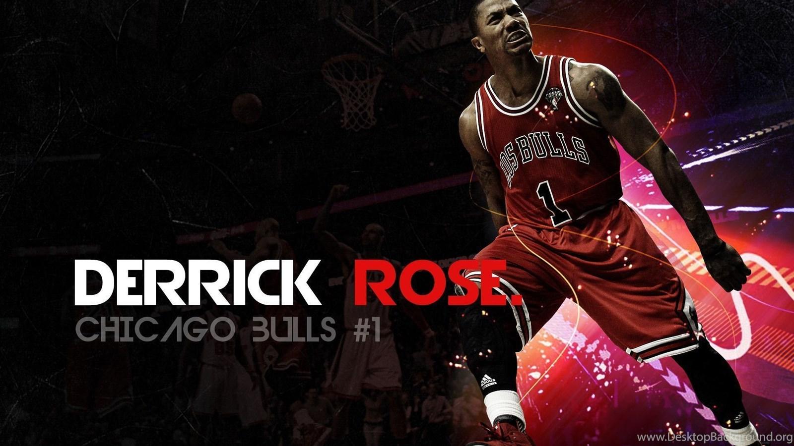 Derrick rose wallpapers hd desktop background popular voltagebd Image collections