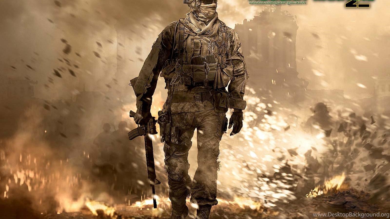 Call Of Duty Modern Warfare 2 Wallpapers Desktop Background