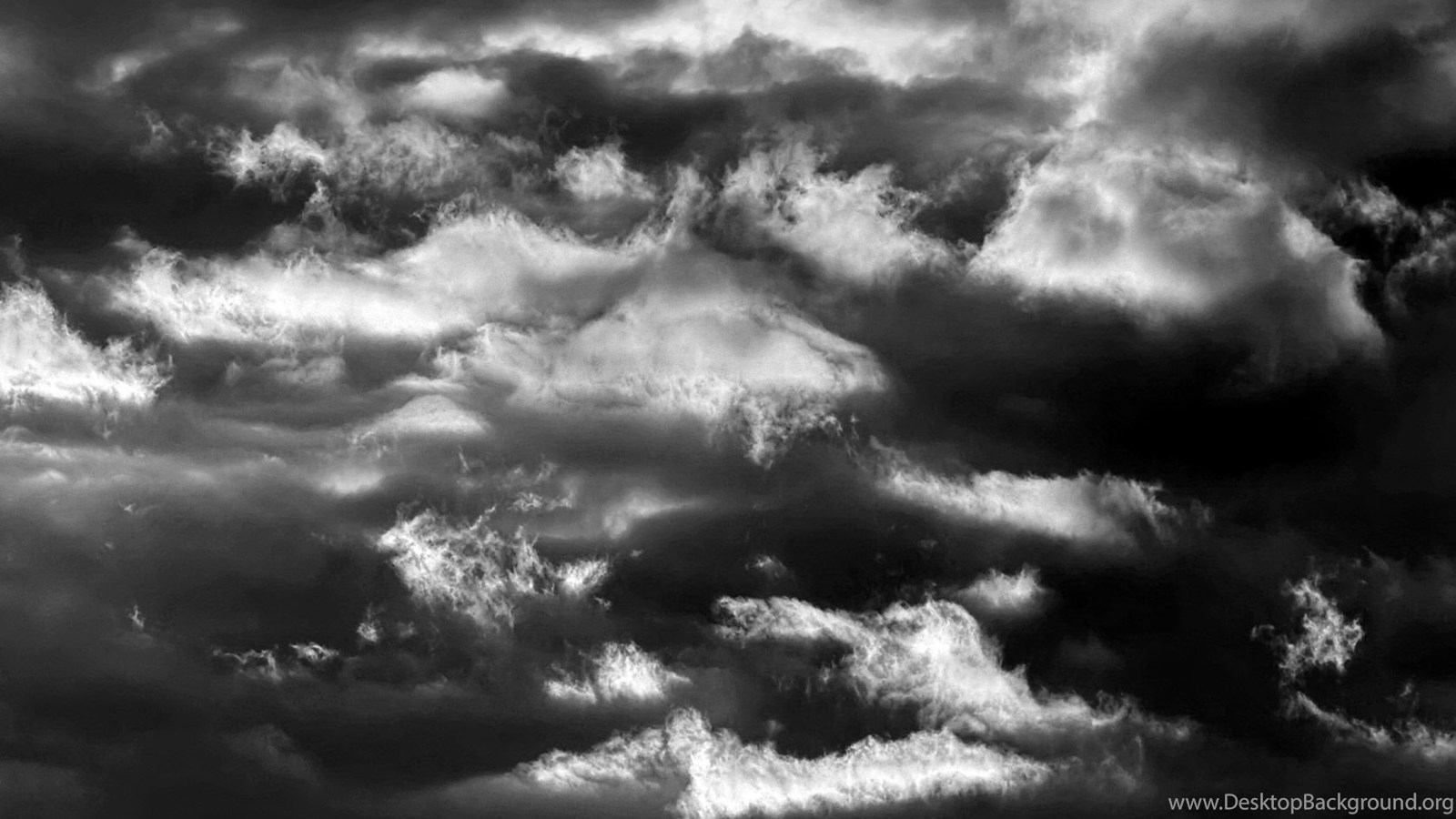 Gallery For Black Cloud Wallpapers Desktop Background