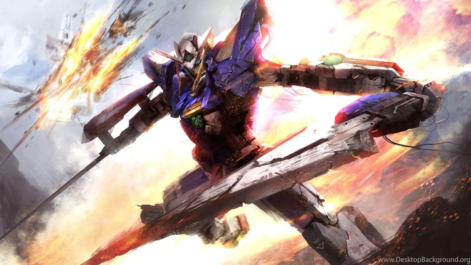 Gundam Exia HD Wallpapers Desktop Background