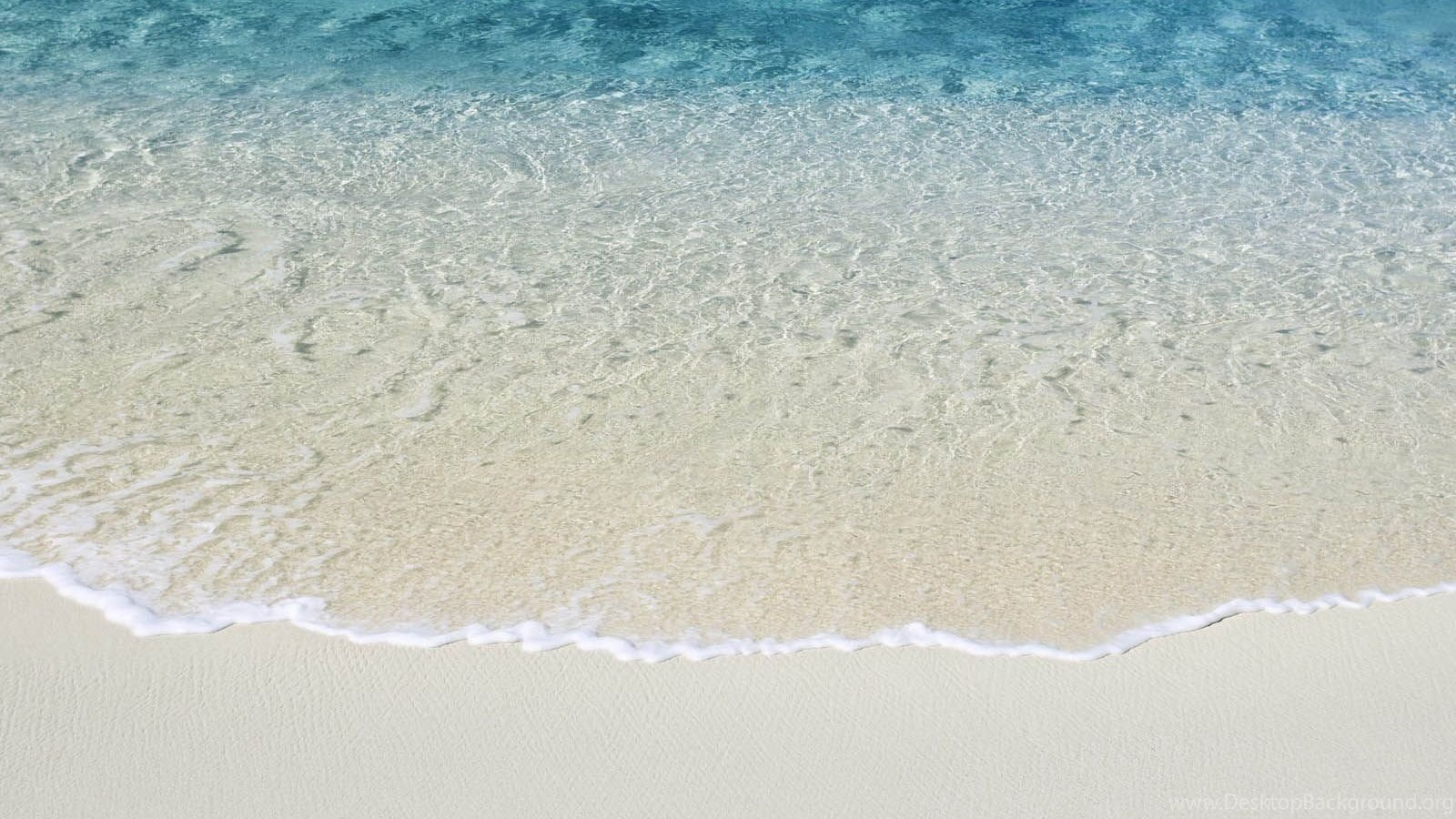 gallery for apple beach screensaver wallpapers desktop background