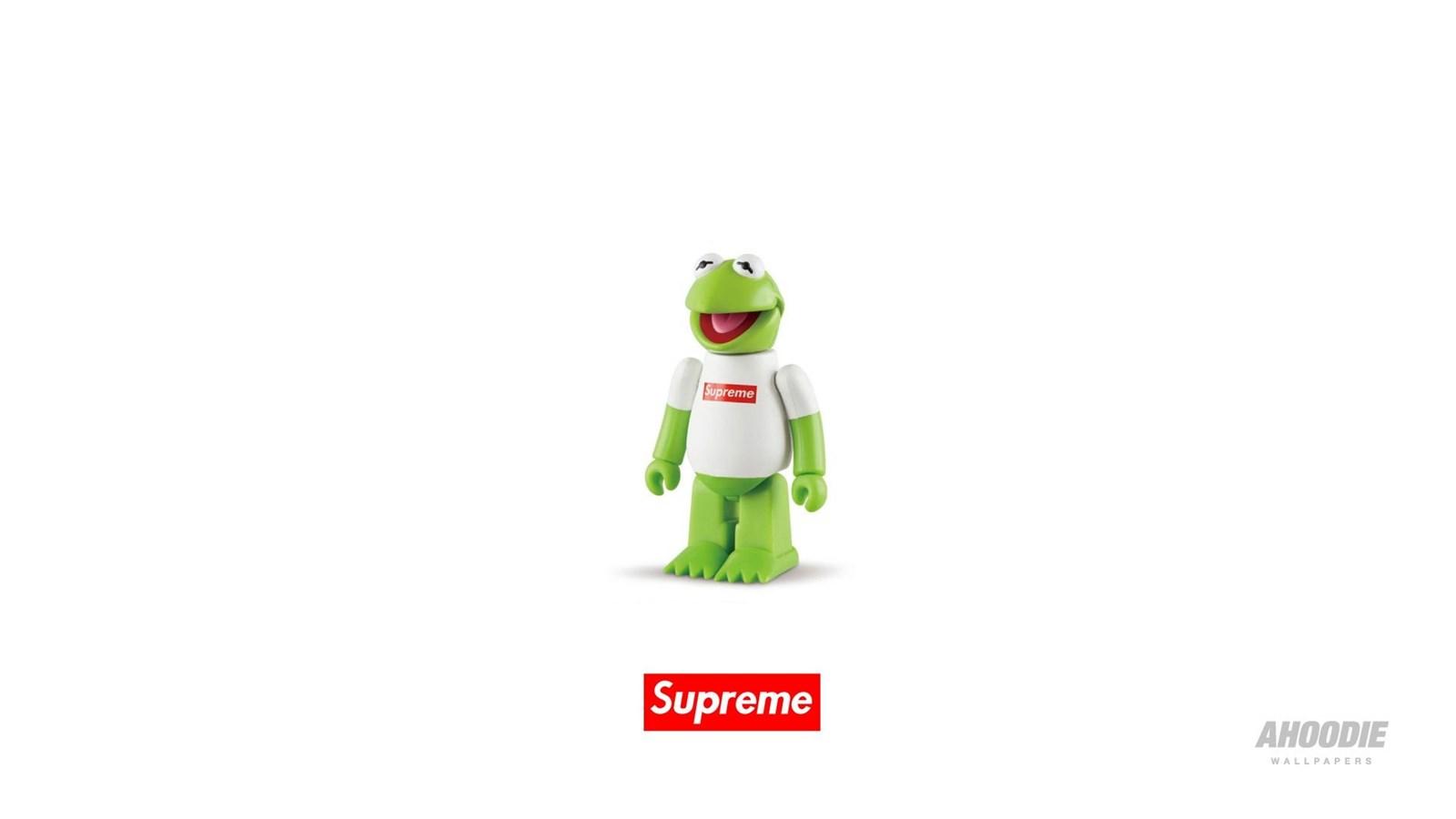 Fondos De Pantalla Supreme: Supreme Kermit Wallpapers 153249 Desktop Background