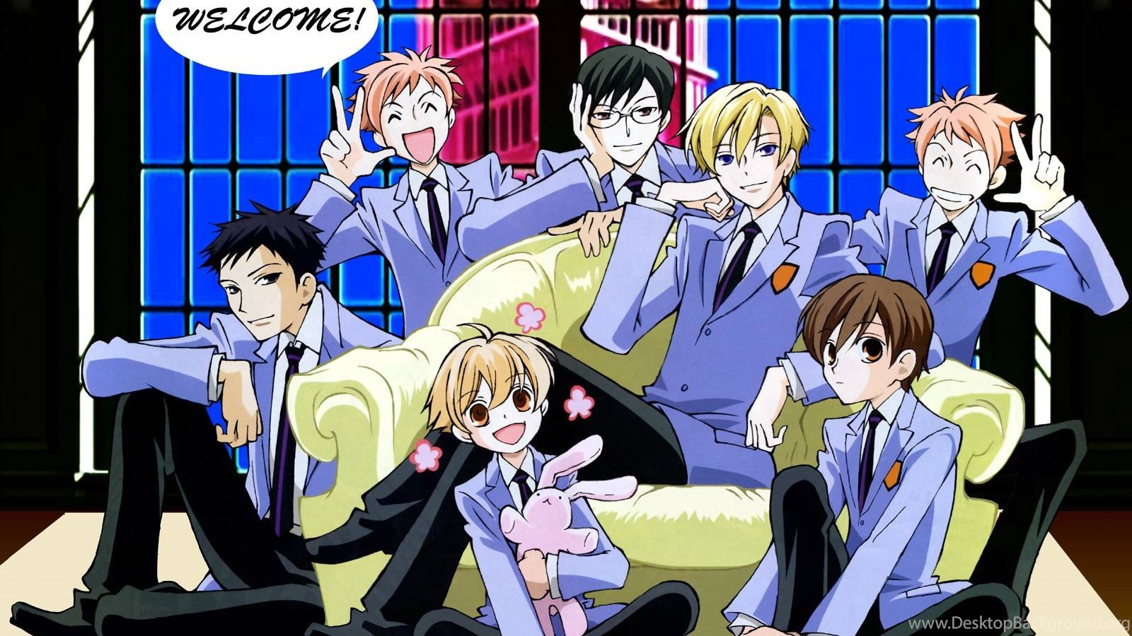 Ouran High School Host Club Wallpapers High Quality Desktop Background