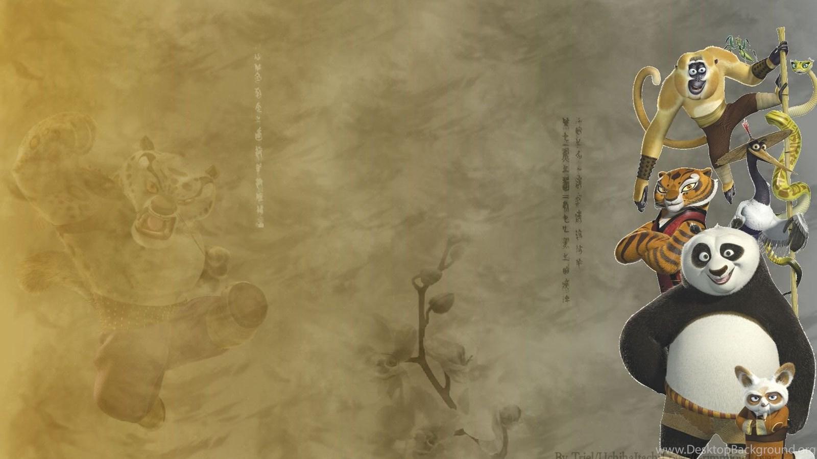 Kung fu panda wallpapers desktop background - Kung fu panda wallpaper ...