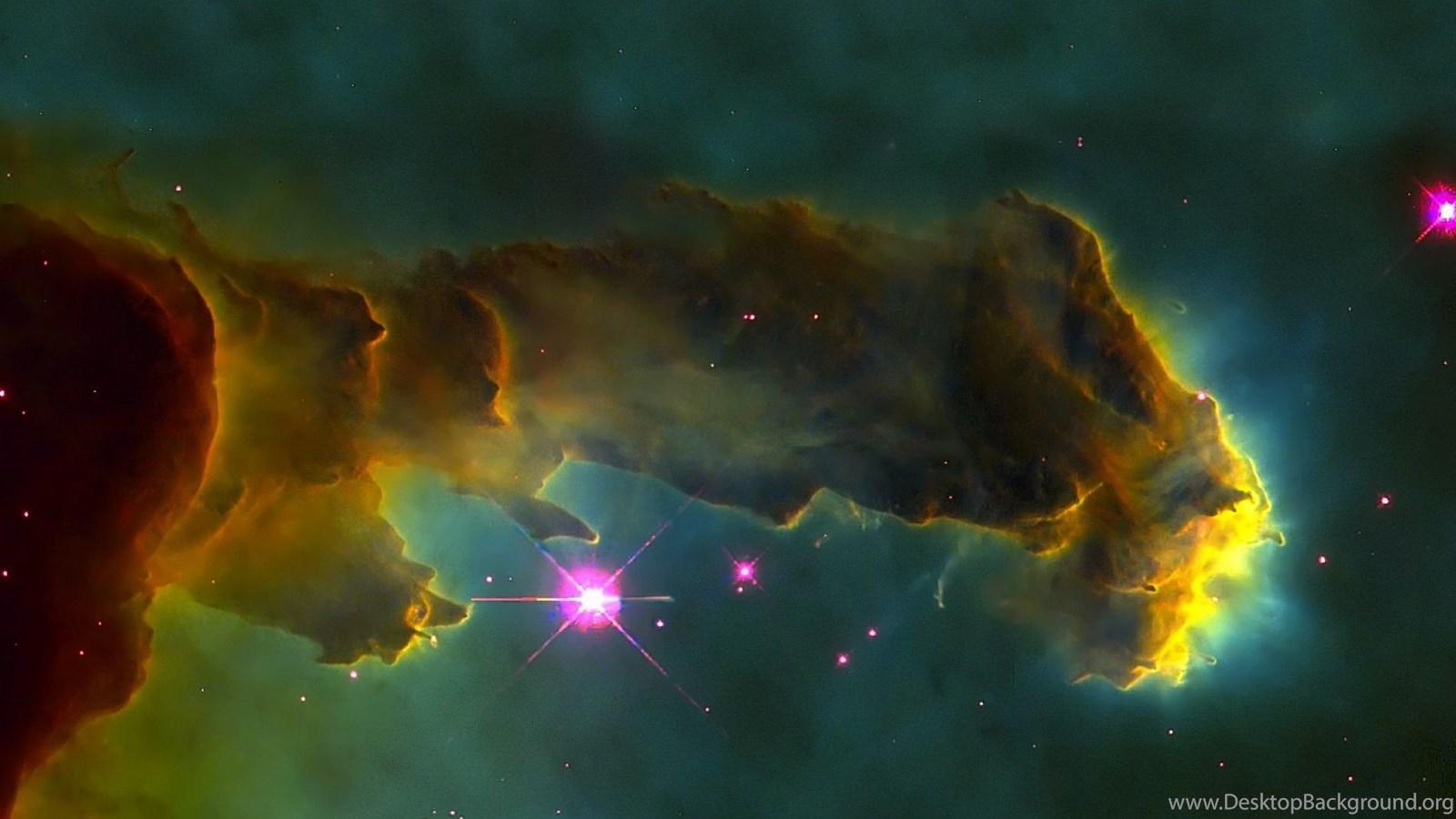 Eagle Nebula Hd Pics About Space Desktop Background