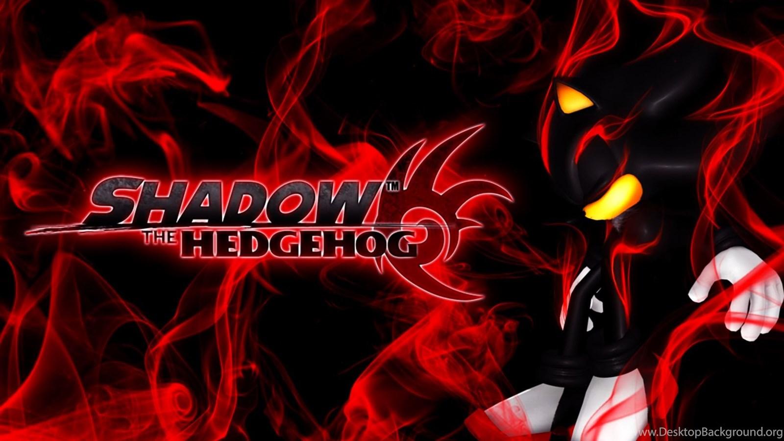 Shadow The Hedgehog Wallpapers By SonicTheHedgehogBG On DeviantArt