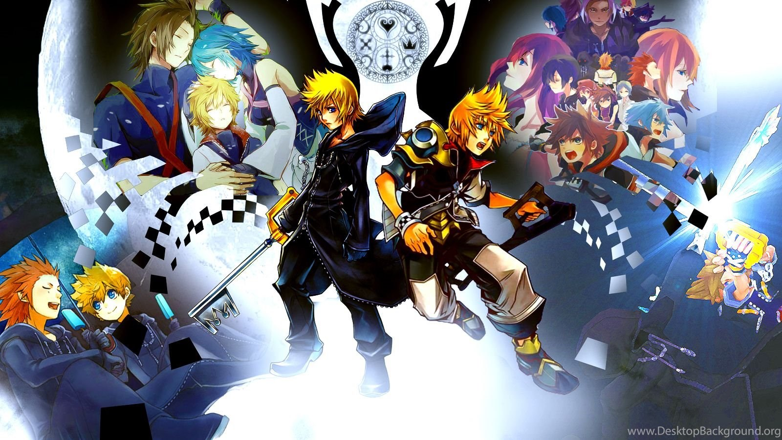Gallery For Kingdom Hearts 3 Wallpapers Desktop Background