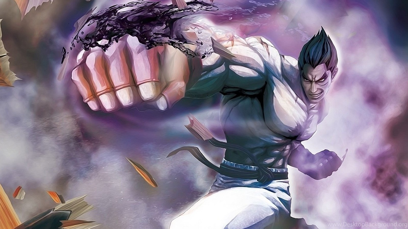 Street Fighter X Tekken Fighter Wallpapers Yoyowall Com Desktop Background