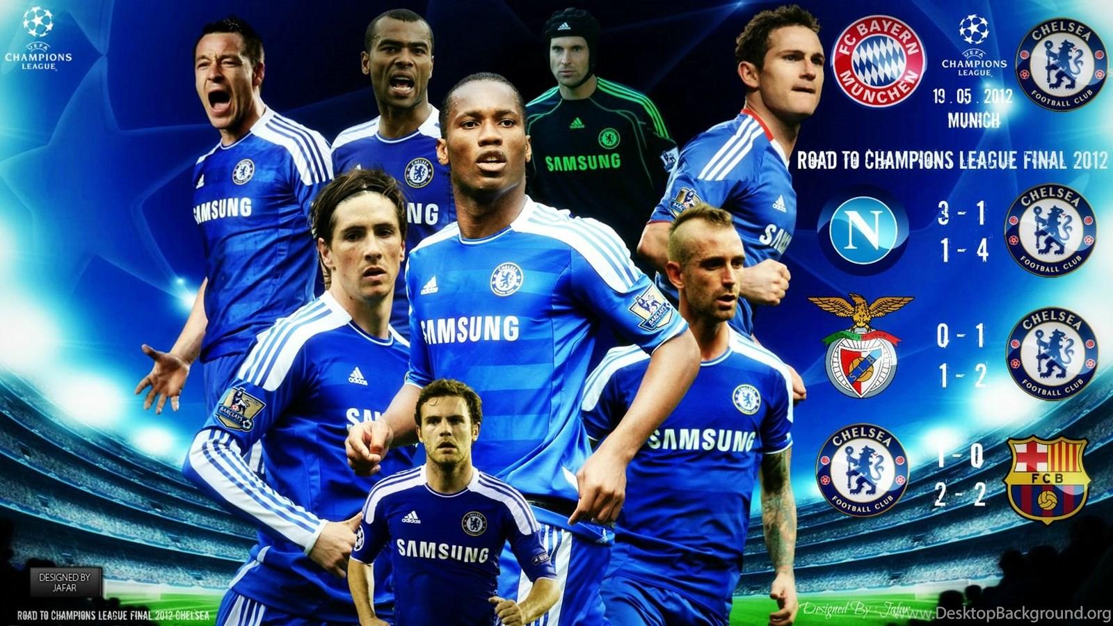Pic Chelsea Wallpapers Champions League Desktop Background