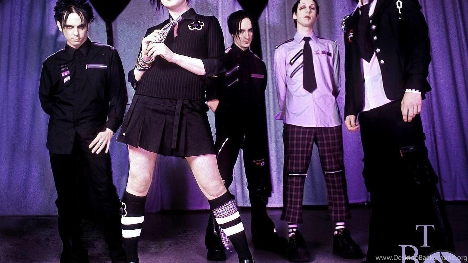 Dark gothic the birthday massacre industrial music wallpapers popular voltagebd Images