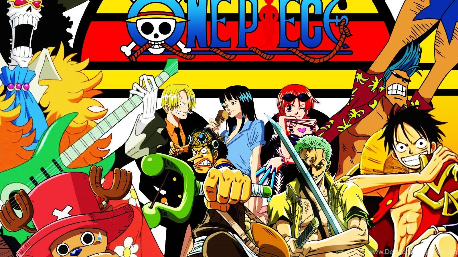 One Piece Wallpapers Hd For Windows 7 Desktop Background