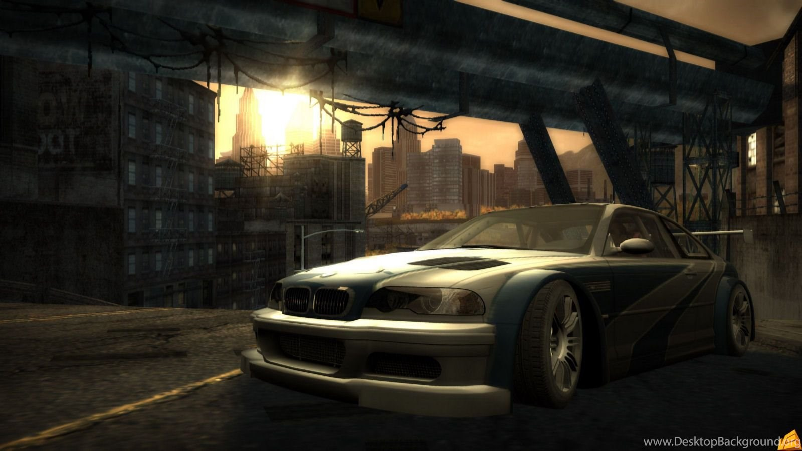 Bmw M3 Gtr Most Wanted Wallpapers Image Desktop Background