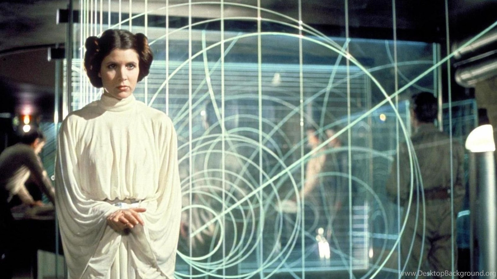 Star Wars Carrie Fisher Princess Leia Leia Organa Wallpapers Hd Desktop Background