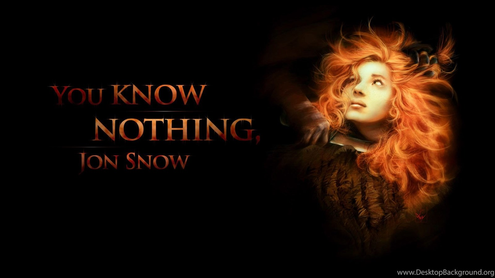 Ygritte A Song Of Ice And Fire Wallpapers 31074849 Fanpop