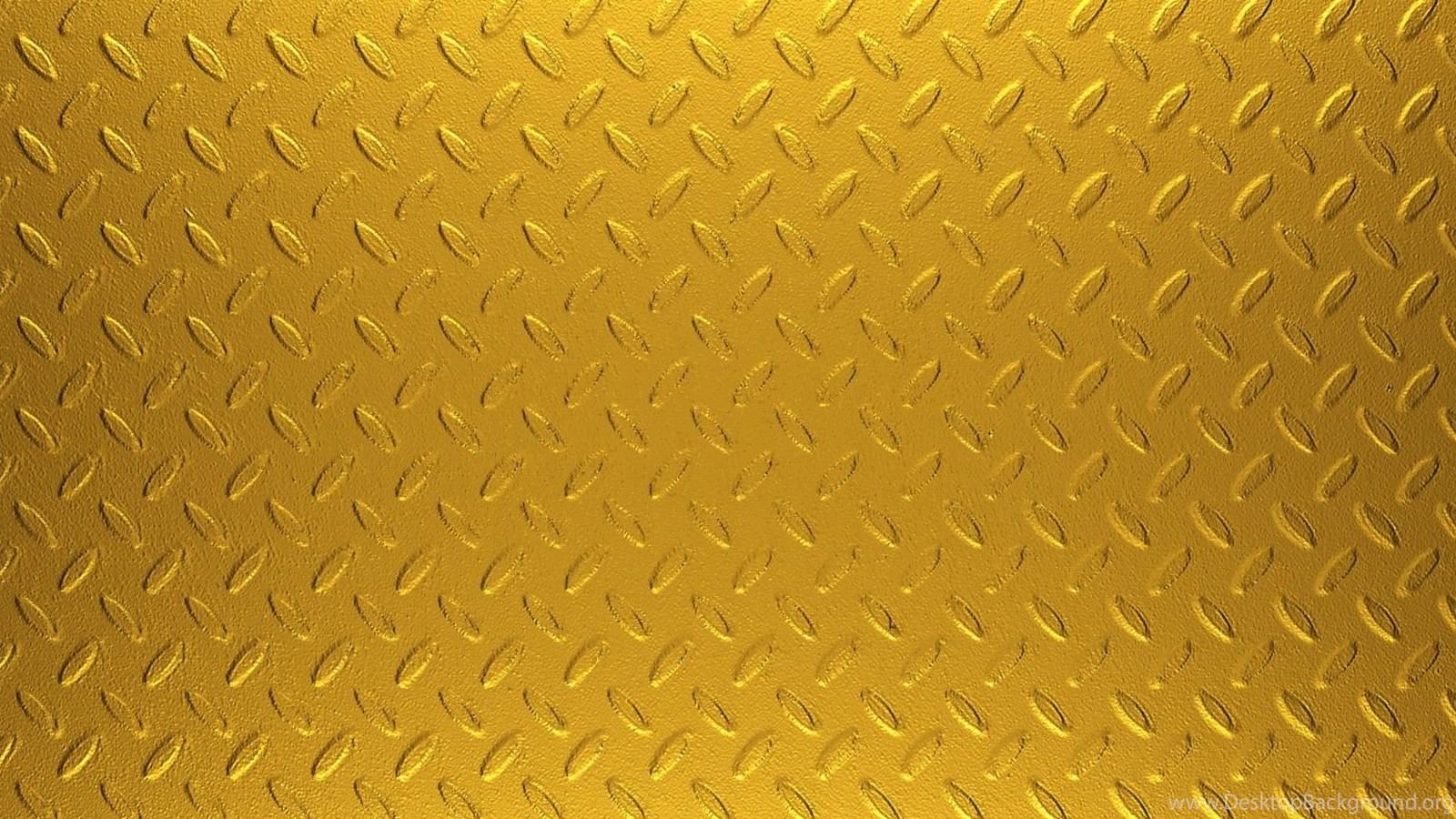 Download Wallpapers Metal Gold Metallic Steel Plate Texture
