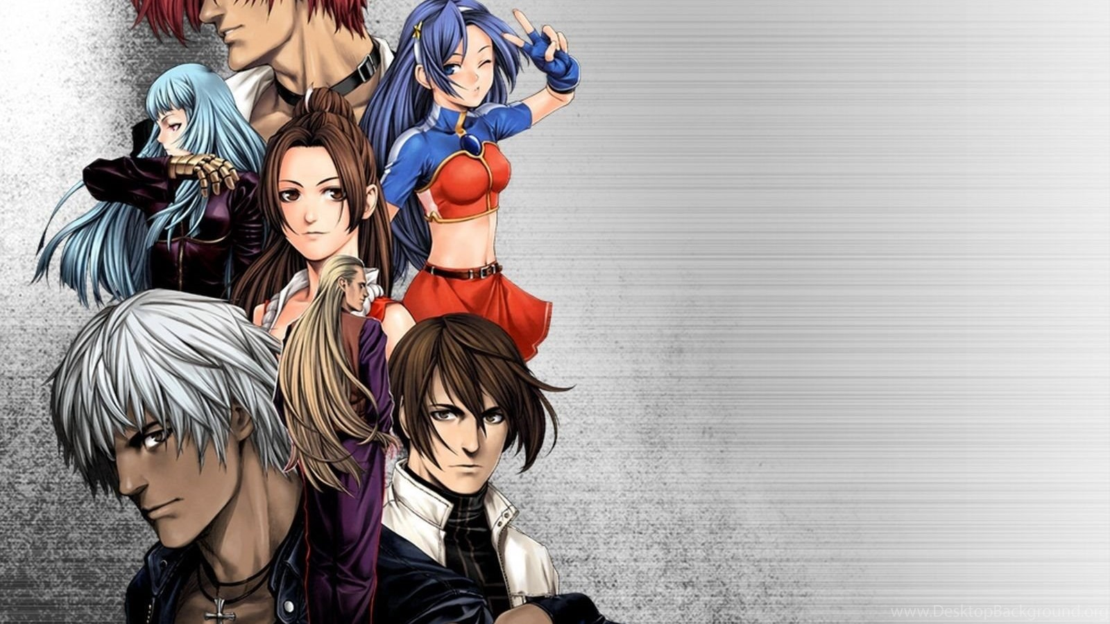 King Of Fighters Wallpapers Hd Desktop Background
