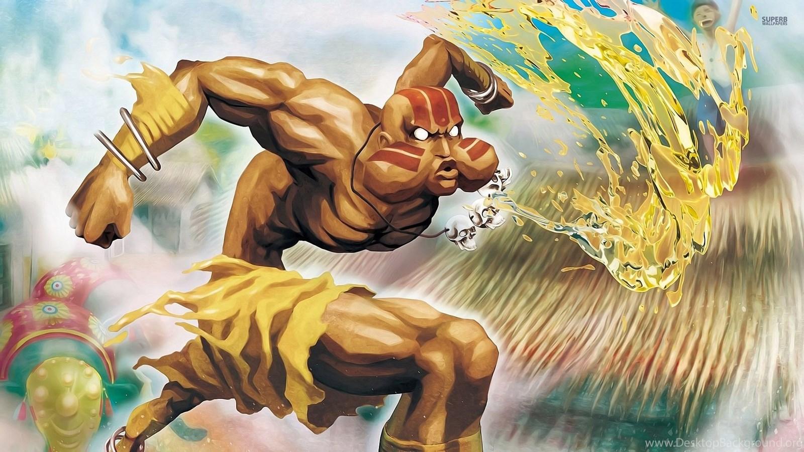 Dhalsim super street fighter ii the new challengers - Street fighter 2 wallpaper hd ...