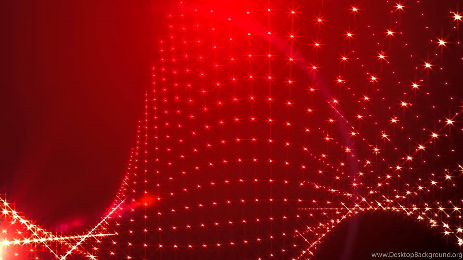 Red Backgrounds Light Beads Youtube Desktop Background