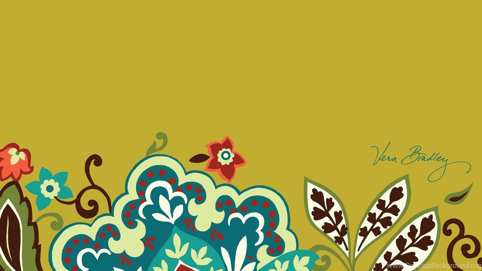 Vera Bradley Patterns Wallpapers 2013 Desktop Background