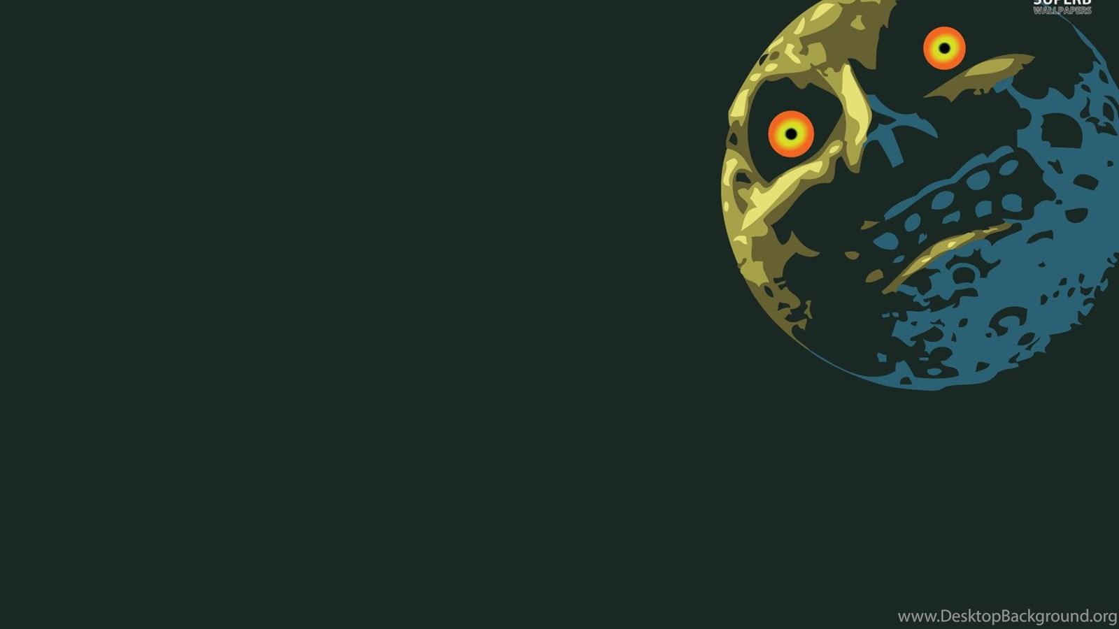 Moon The Legend Of Zelda Majora S Mask Wallpapers Game