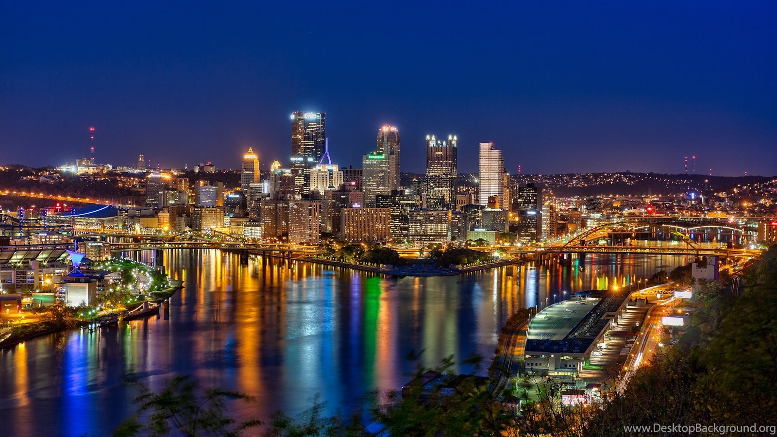 542597 pittsburgh skyline wallpapers hd wallpaper backgrounds of