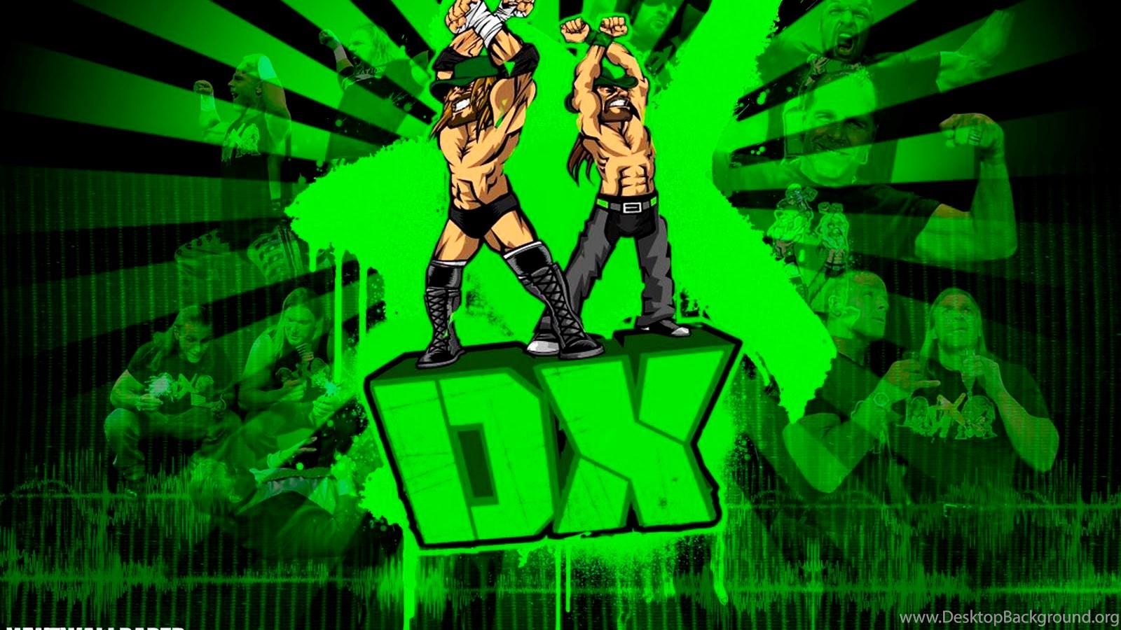 Wwe Dx Wallpapers Download Desktop Background
