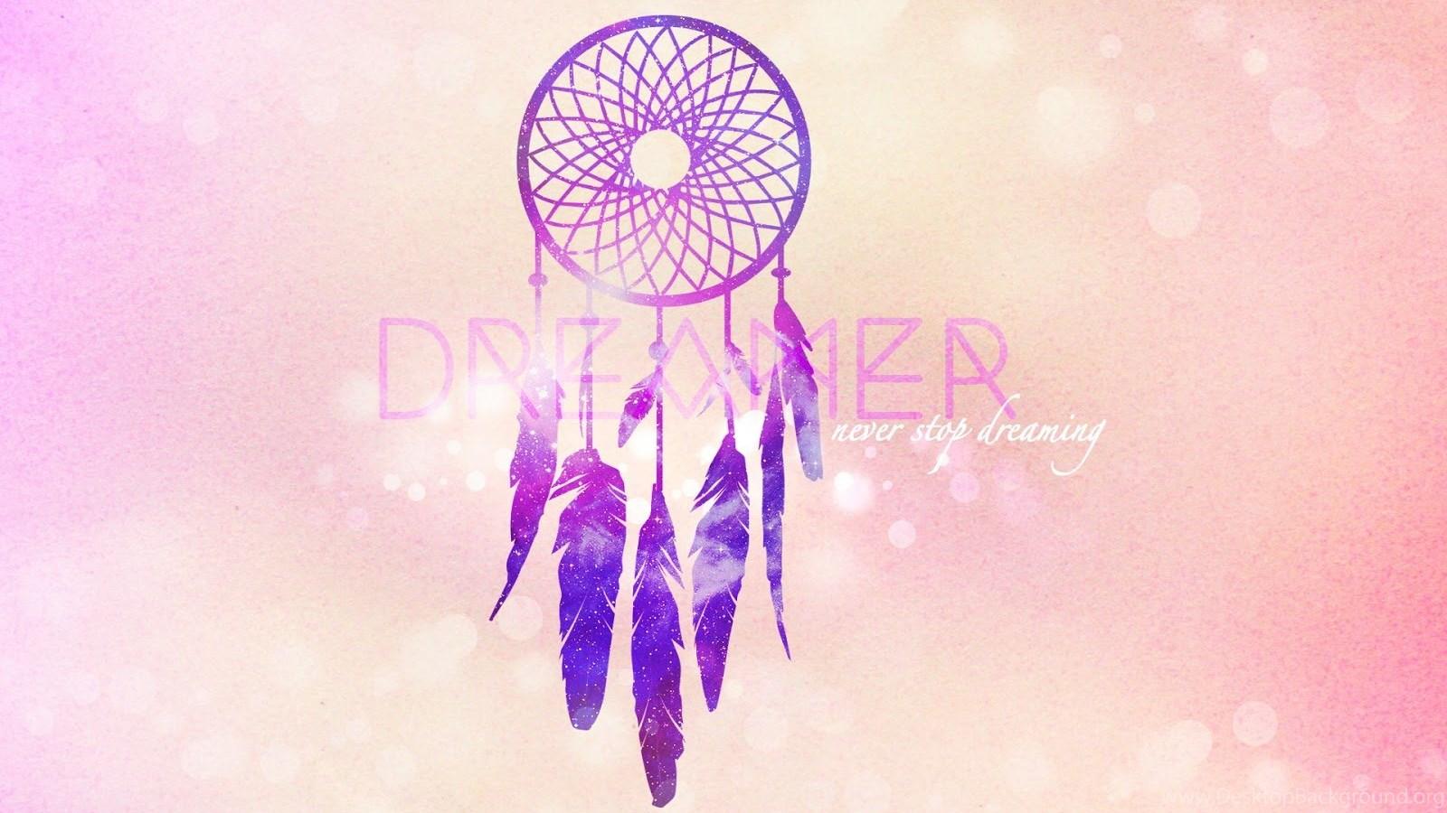 Dreamcatcher background for computer