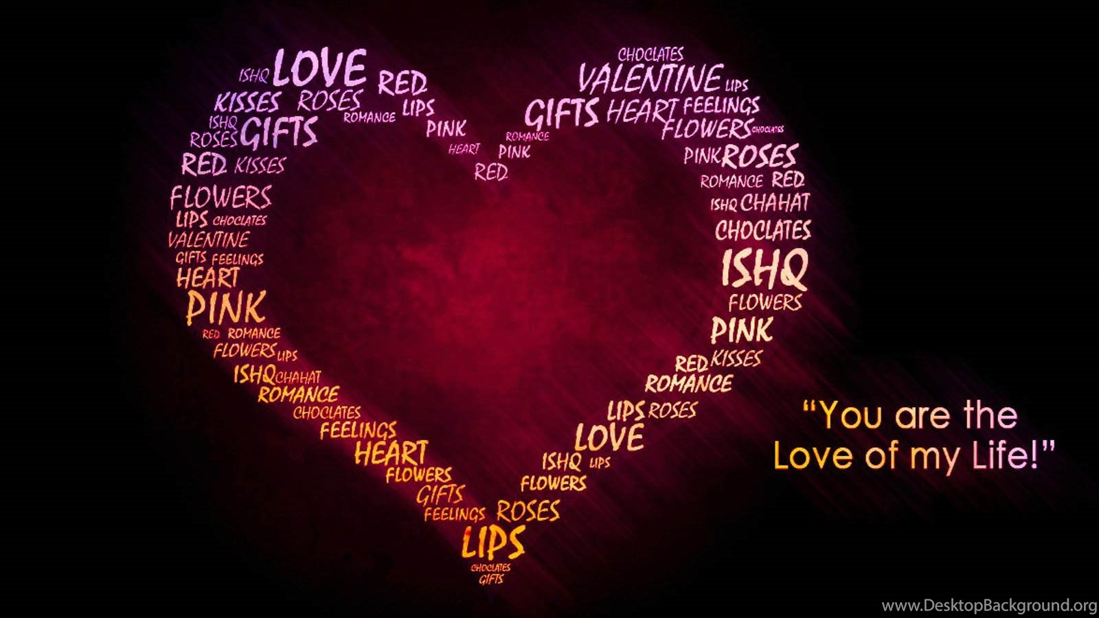 Wallpaper: Love Quotes Wallpapers On Zedge Desktop Background
