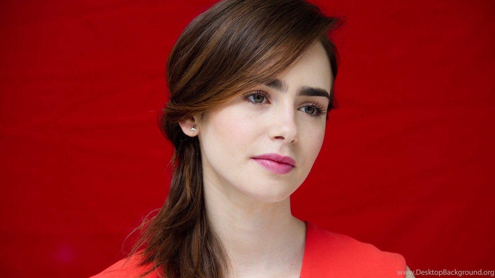 lily collins wallpapers desktop background