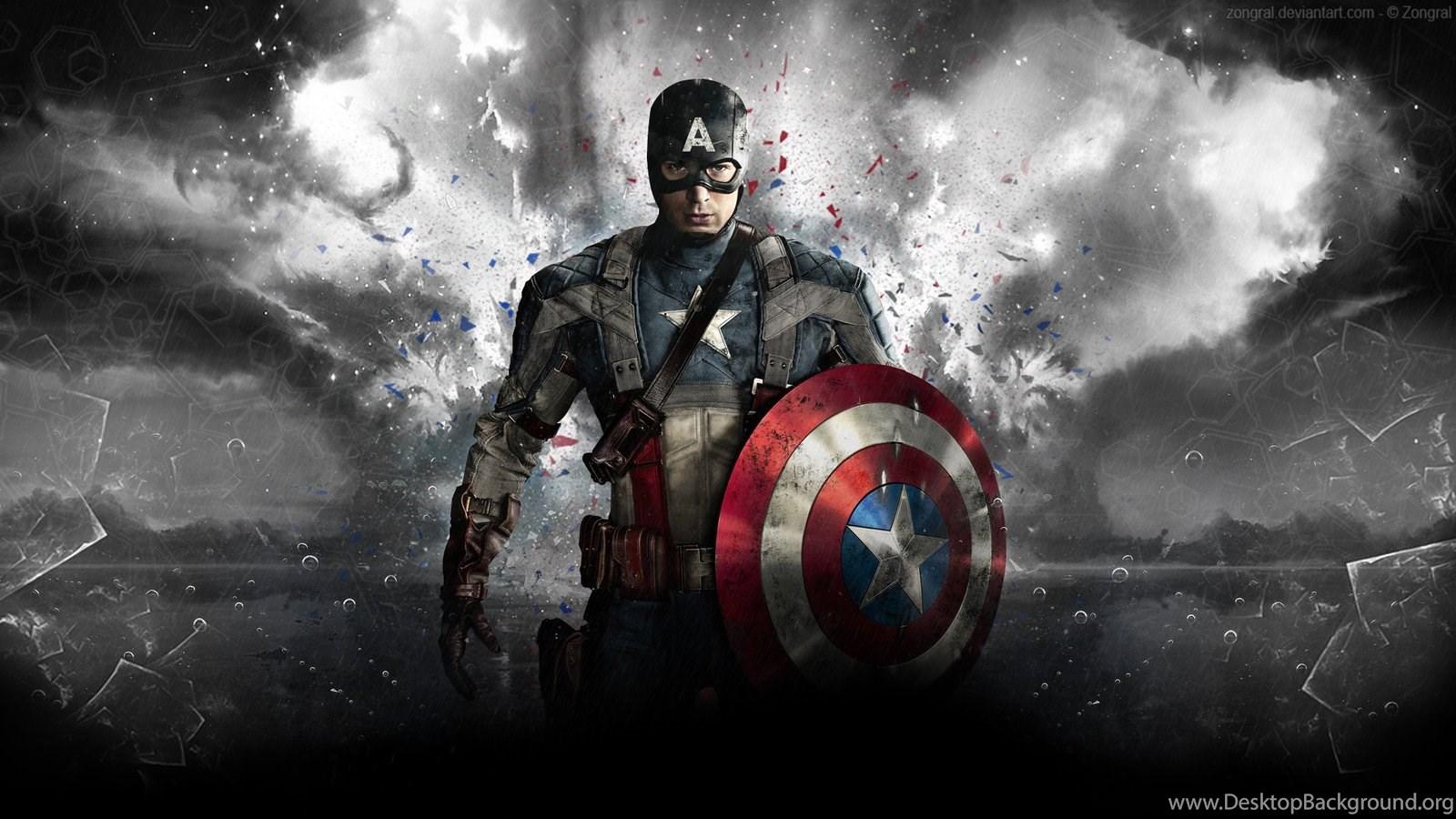 Captain america shield marvel chris evans hd wallpaper movies desktop background - Image captain america ...