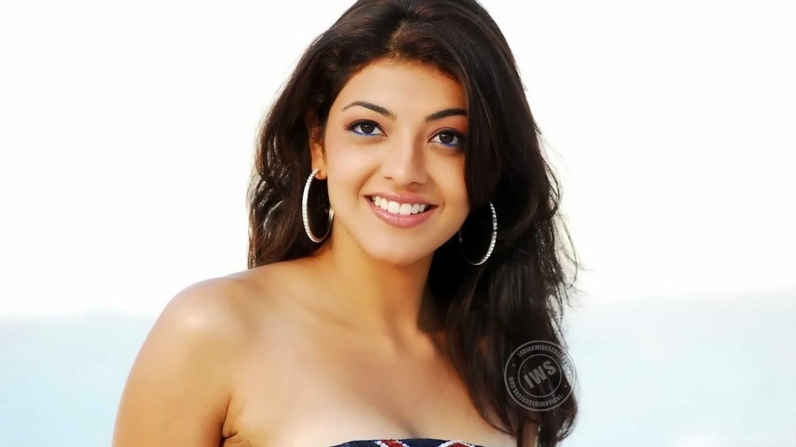 Indian Glamorous Actress Kajal Agarwal Hd Latest Wallpapers Desktop