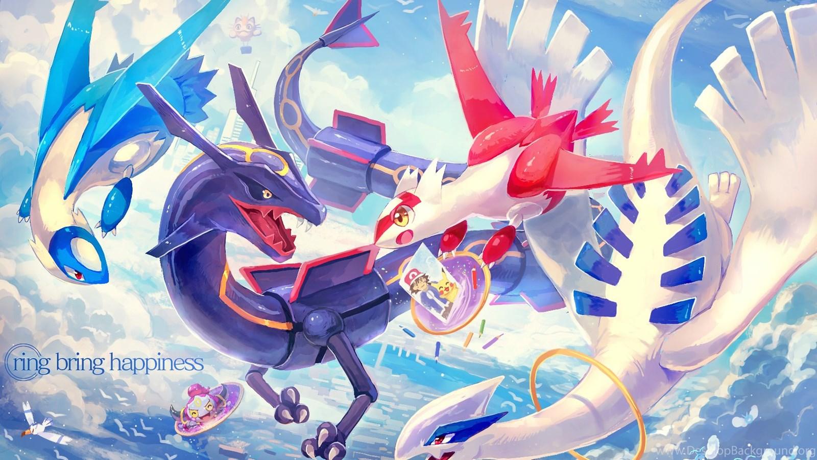 Lugia Zerochan Anime Image Board Desktop Background