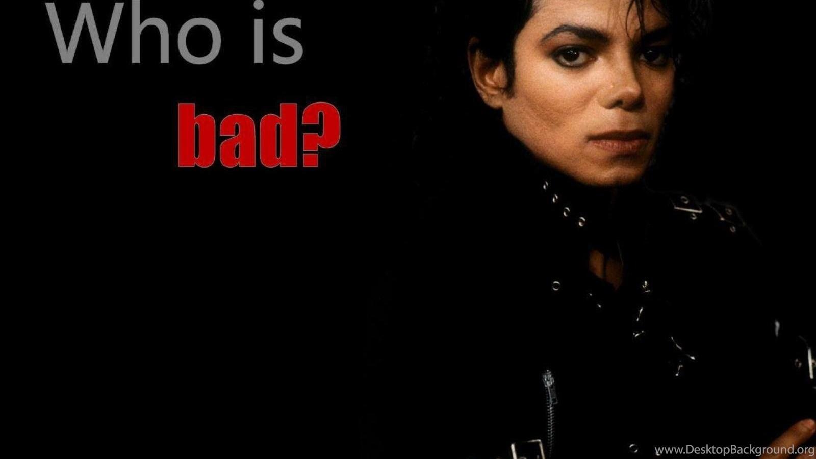 Michael Jackson Bad Wallpapers Hd Cool 7 Hd Wallpapers Desktop