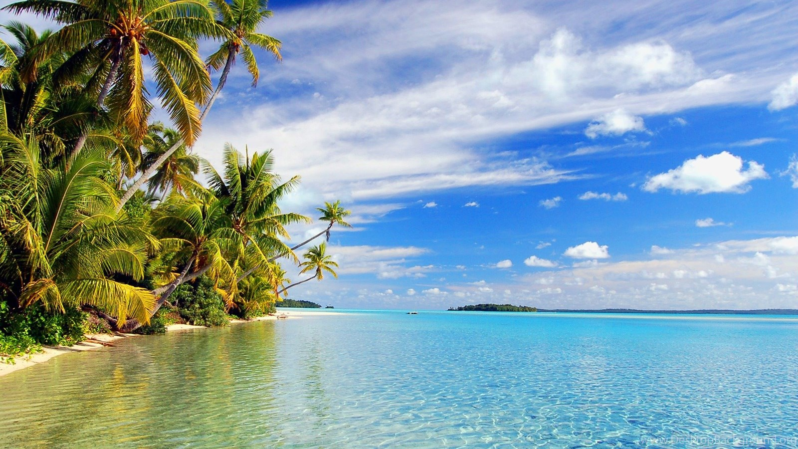 Beach nice background wallpapers - Windows 10 Wallpapers ...