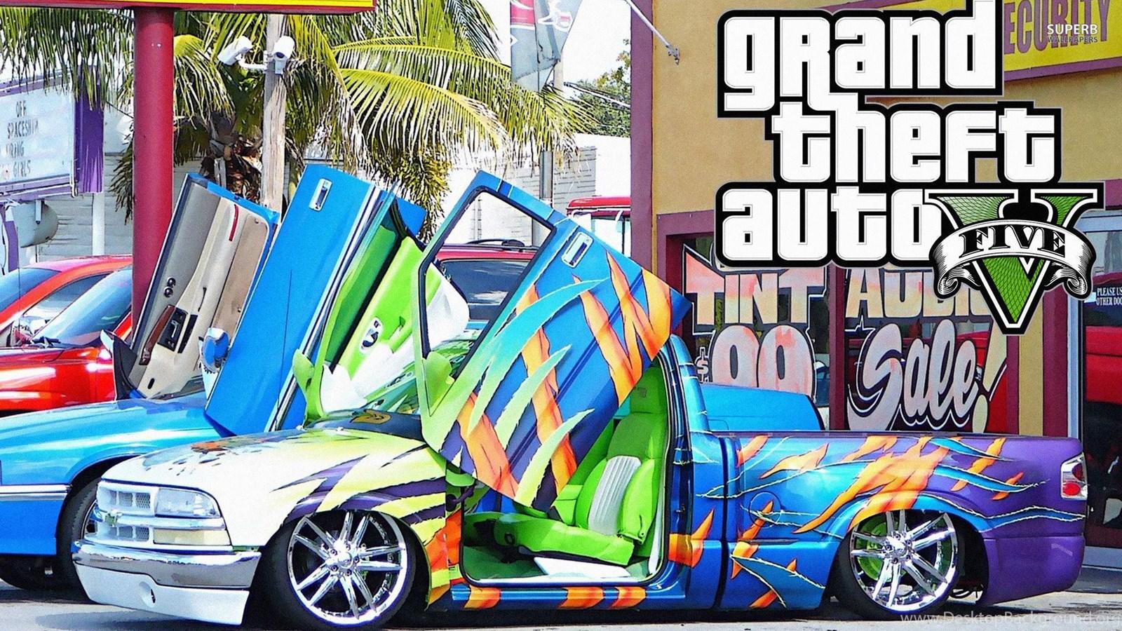 GTA 5 HD Wallpapers GTA5 V Grand Theft Auto Desktop